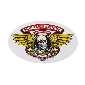 Powell Peralta Winged Ripper sticker