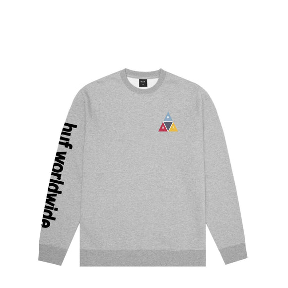 Huf Prism crew  Heather Grey PF00173 Canada