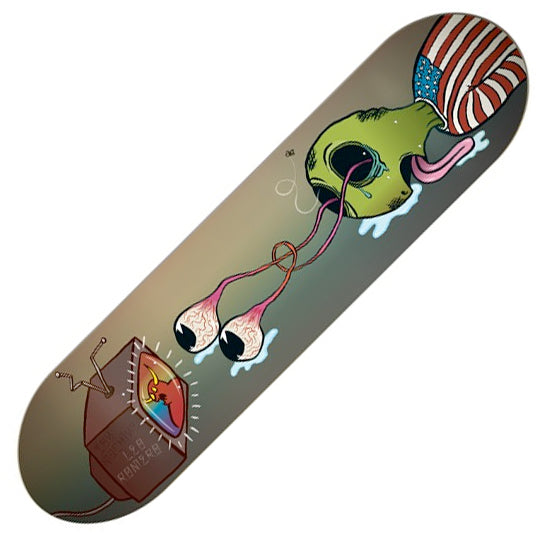 Toy Machine Romero Buggin Out deck (8.25