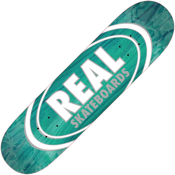Real Oval Patterns Team series deck (7.75