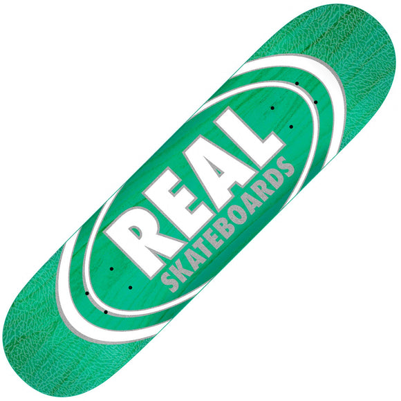 Real Oval Patterns Team series deck (8.38