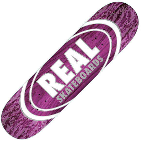 Real Oval Patterns Team series deck (8.06