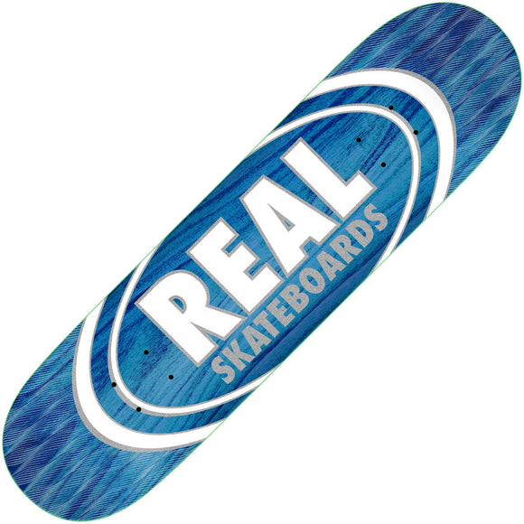 Real Oval Patterns Team series deck (8.5