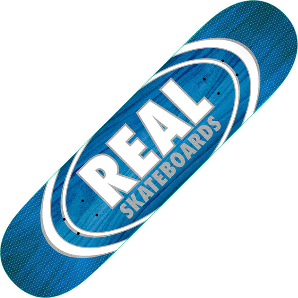 Real Oval Patterns Team series deck (8.75