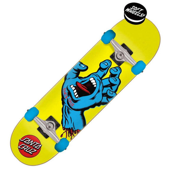 Santa Cruz Screaming Hand Mini complete (7.75