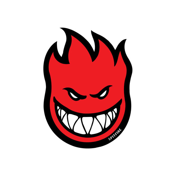 Spitfire Fireball sticker (red, medium)
