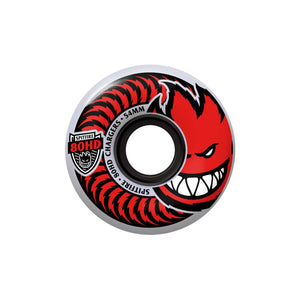 Spitfire 80HD Charger wheels (54mm), Clear