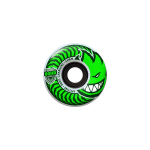 Spitfire Classic 80HD Charger wheels (56mm), Clear/Green Canada