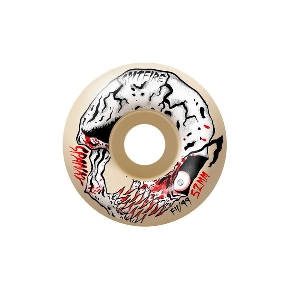 Spitfire Spanky Neckface F4 99D Classic wheels (54mm) Canada