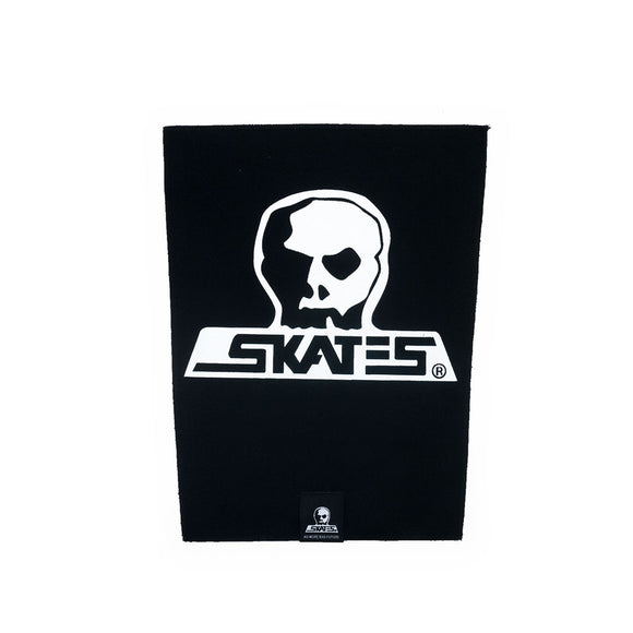 Skull Skates Logo Back Patch