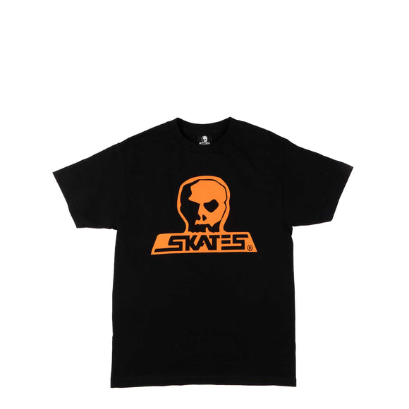 Skull Skates Black Sunset t-shirt black orange Canada