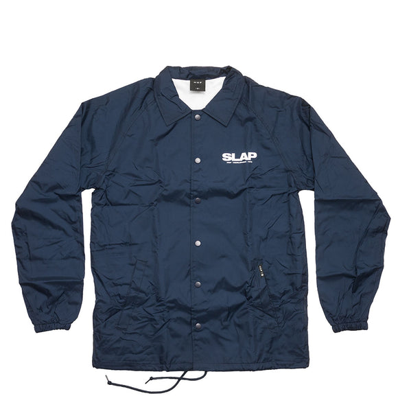 HUF x SLAP Coaches Jacket