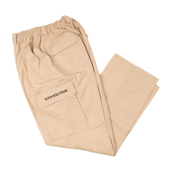 Sour City Safari Cargo pants sand Canada