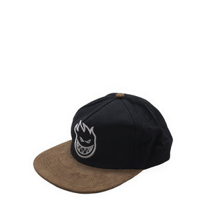 Spitfire Bighead Unstructured Snapback Hat