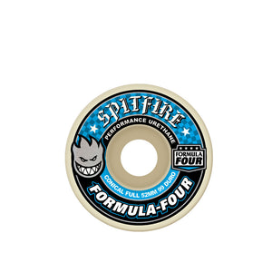 Spitfire Formula Four Conical Full Wheel