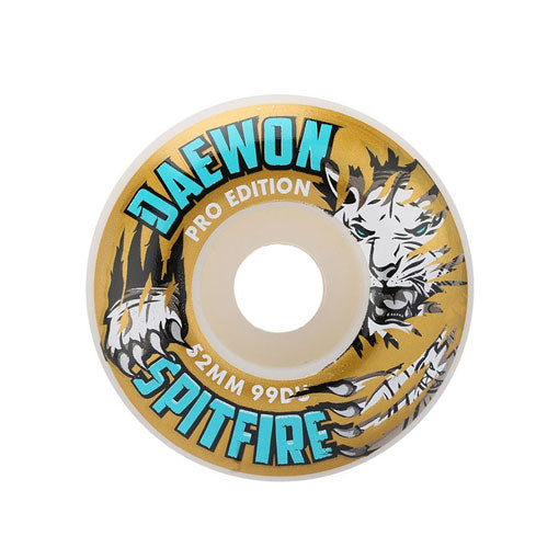 Spitfire Daewon Song Tiger Style Wheels