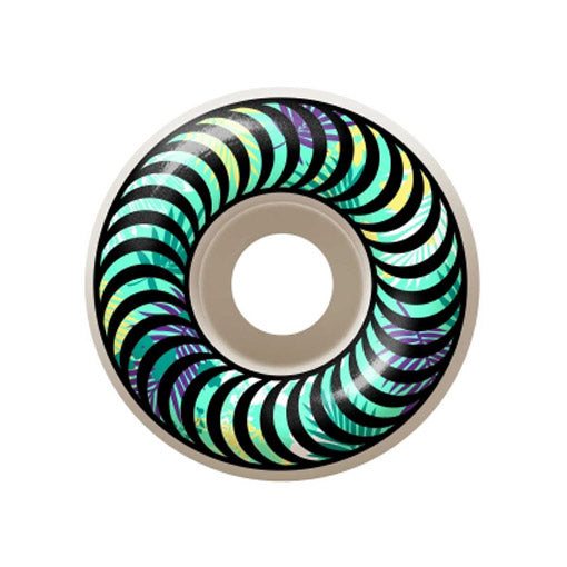 Spitfire Floral Fill Wheels (52mm)