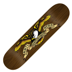 "Anti Hero Stained Eagle Deck (8.25"")"