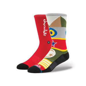Stance Chocolate Flags Socks