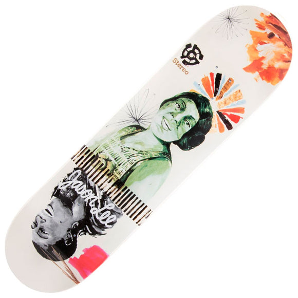 Stereo Jason Lee Blues 101 Deck (8.375
