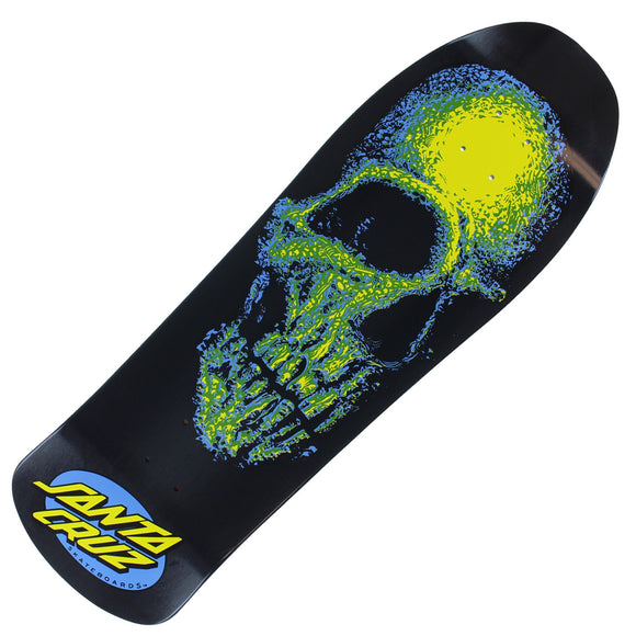 Santa Cruz Street Creep Black Reissue Deck (10