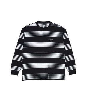 Polar Striped L/S tee POLAR-11/28/19-19 Black Canada