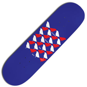 "Studio Skateboards Jai Ball ""Birds"" Deck (8.0"")"