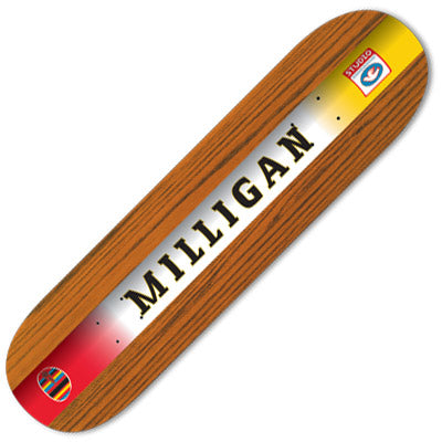 Studio Skateboards Russ Milligan Cycle Deck (8.25