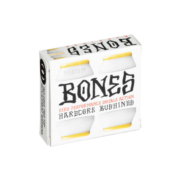 Bones Hardcore Medium Bushings (White)