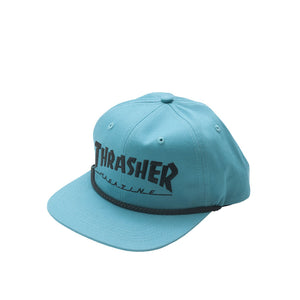 Thrasher Logo Rope Hat