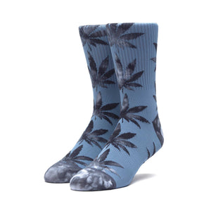 Huf Tie-Dye Leaves Plantlife weed socks, Blue Mirage Canada