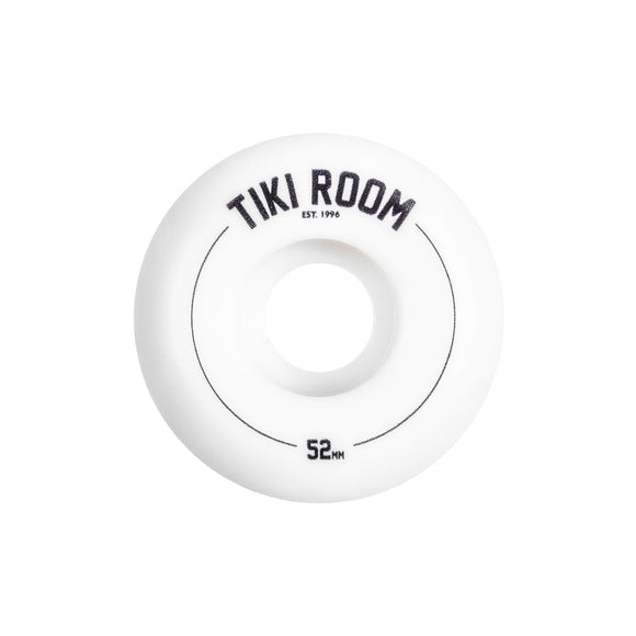 Tiki Room Arch logo wheels (52mm, 99A)