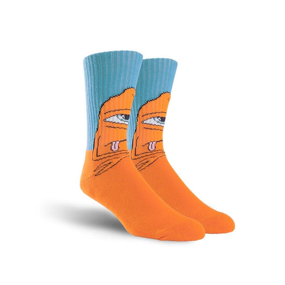 Toy Machine Bored Sect socks, blue Canada