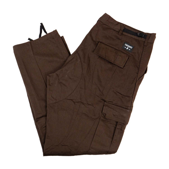 Theories Swat Cargo Pant, dark brown Canada