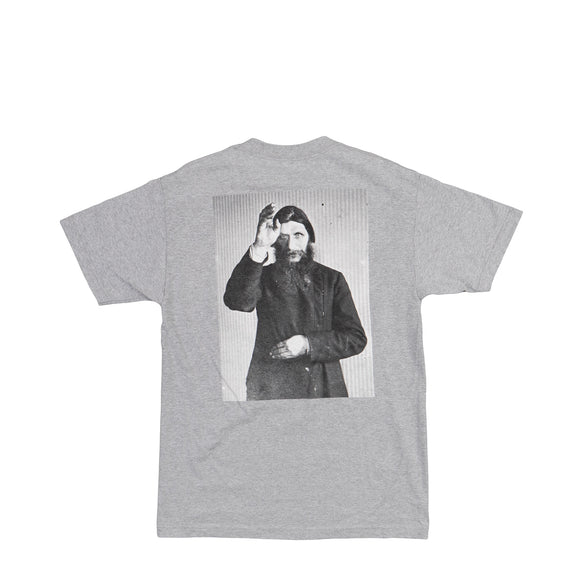 Theories Rasputin S/S Heavy Duty t-shirt  Heather Grey Canada