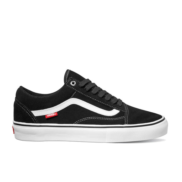 Vans Old Skool '92 Pro black/white/red