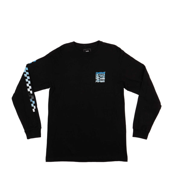 Vans AVE Chrome long sleeve tee VN0A454C black Canada