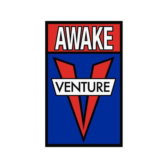 Venture OG Awake sticker (5