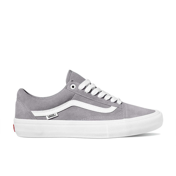 Vans Old Skool Pro VN0A45JCSXF  Lilac Gray/True White Canada