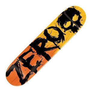"Zero Blood R7 Orange/Yellow Deck (8.375"")"