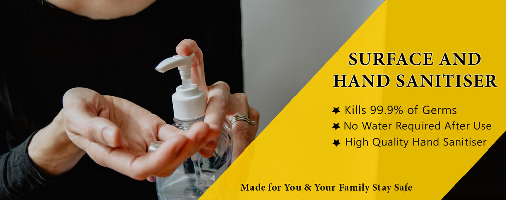 hand sanitiser wholesale