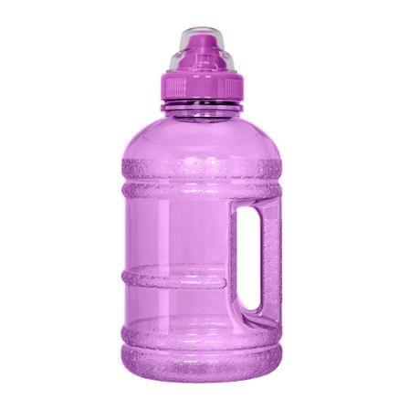 32 Ounce BPA Free Water Bottle, Plastic Bottle, Sports Bottle, with Twist Sports Cap, GEO