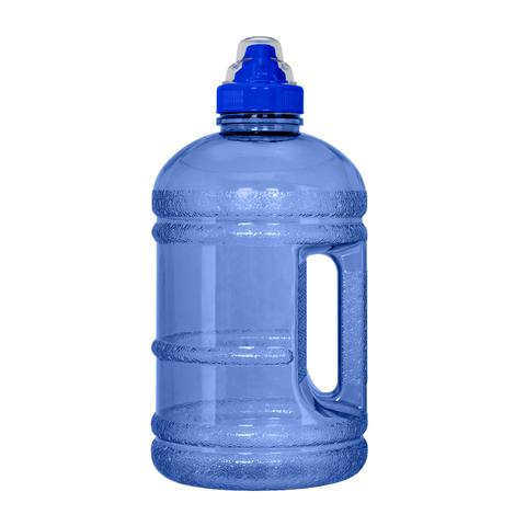 1/2 Gallon Water Bottle, Plastic Bottle, Sports Bottle, PC Bottle, with Sports Cap, GEO