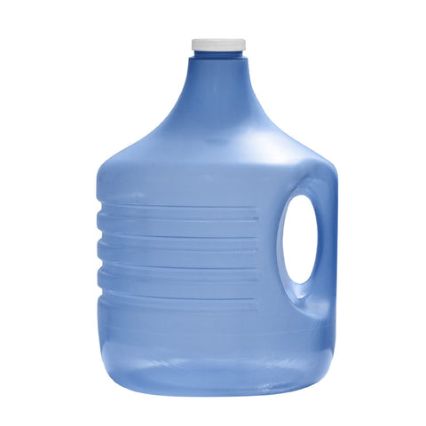 2 Gallon Polypropylene Water Bottle Container with Screw Cap