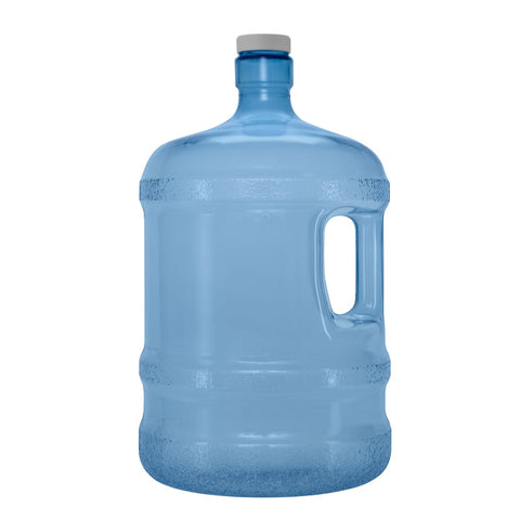 3 Gallon PVC Plastic Water Bottle with Screw Cap