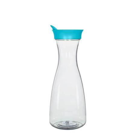 BPA-Free 1 Liter Plastic Carafe with 82mm Screw Cap