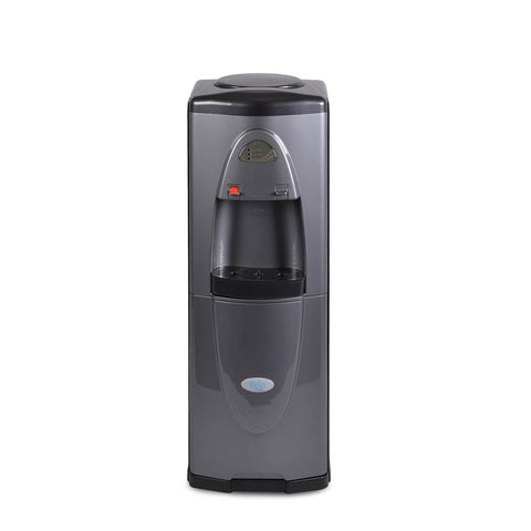 Hot and Cold Filtered Water Dispenser Cooler POU, Black, Brio Premiere