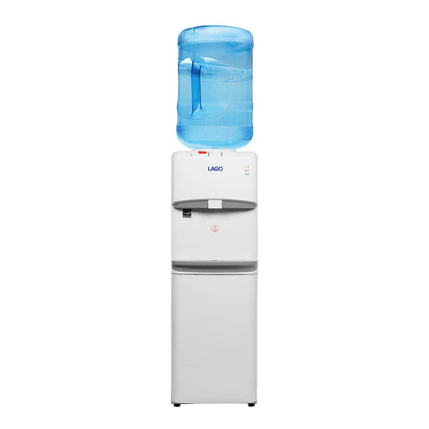 Hot Cold and Room Temp Water Dispenser Cooler Top Load, Tri Temp, Lago