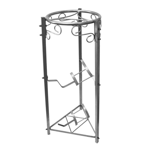 35-Inch 3-Stage Metal Stand