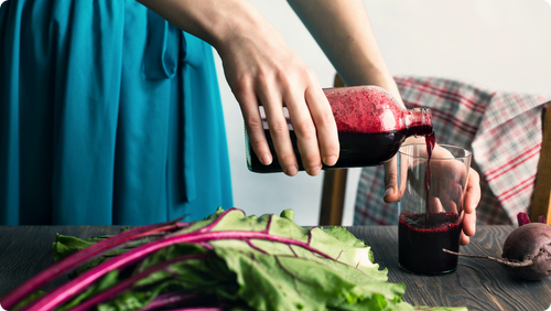 Boosting Performance with Beetroot